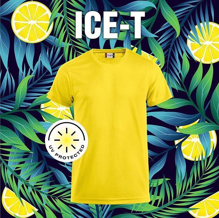 La nuova T-shirt ICE-T by Clique